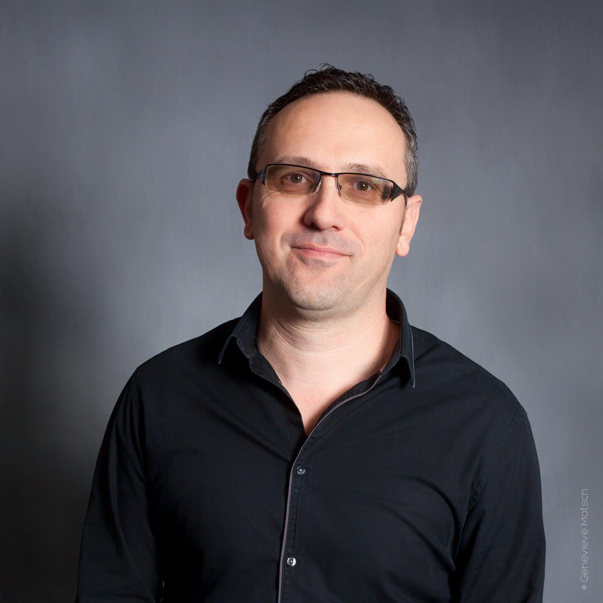Romuald Miralles - Président et formateur CSE